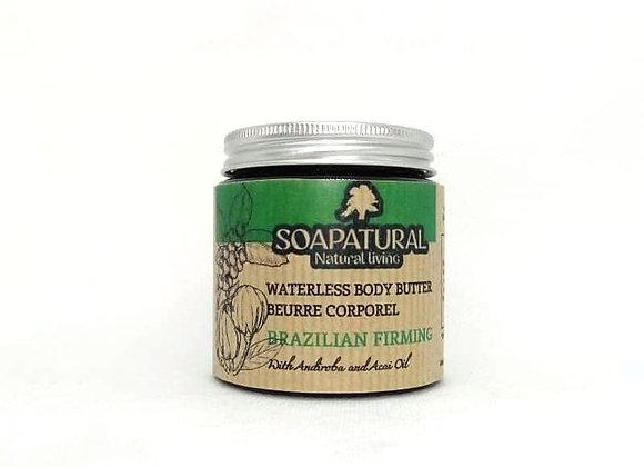 Brazilian Firming Waterless Body Butter