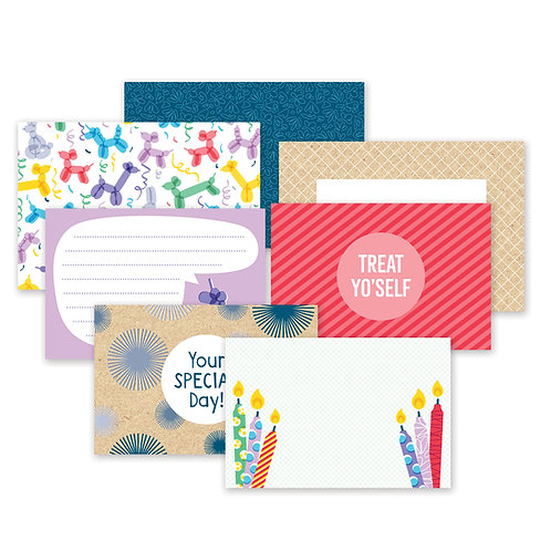 Party Time Variety Mat Pack