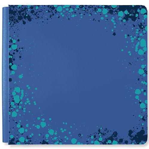 Emerald Gemstone Classic Blue 12x12 Album Cover