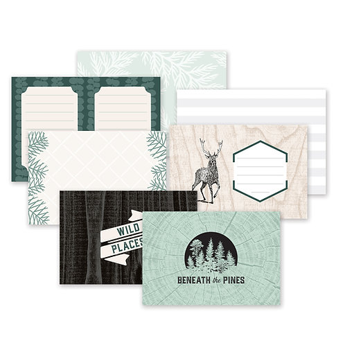 Beneath the Pines Variety Mat Pack