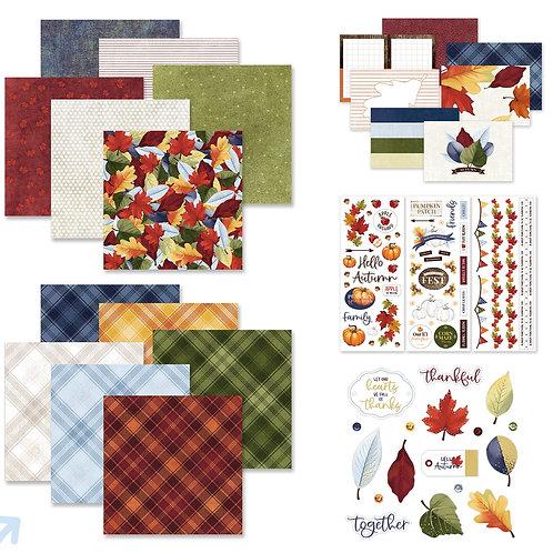 Hello, Autumn Decorative Bundle - Pre-Order