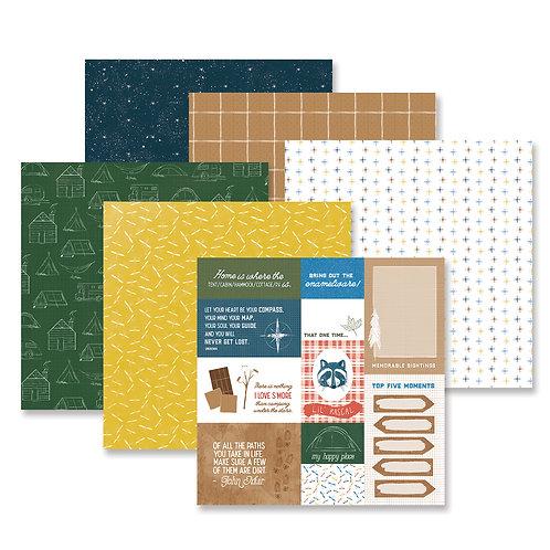 S'more Memories Paper Pack (12pk)