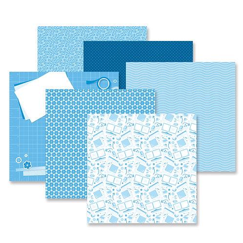 Scrap Happy Paper Pack (12/pk)
