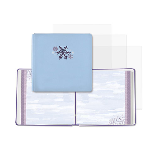 Winterberry Icy Blue Fast2Fab™ 12x12 Album
