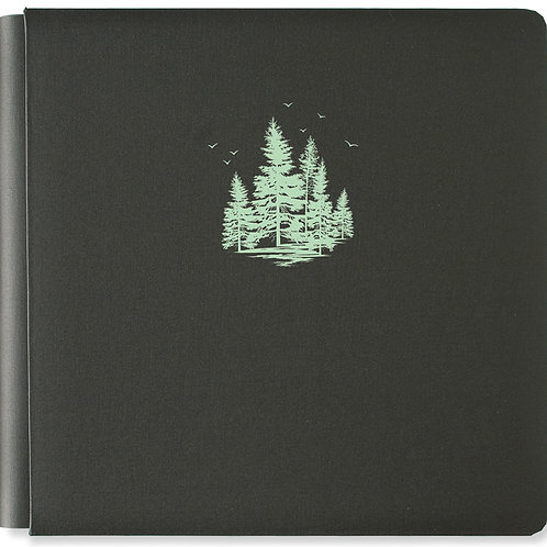 Beneath the Pines Black Forest 12x12 Album Cover