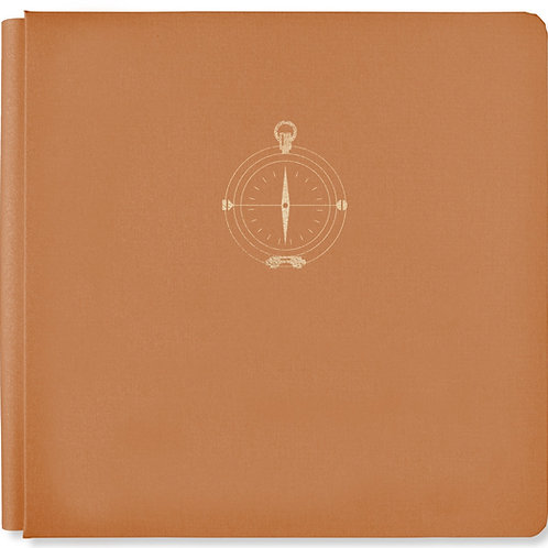 Happy Camper Copper 12x12 Album Cover