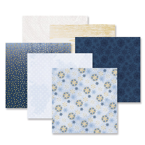 Frost Accent Paper Pack (6/pk)