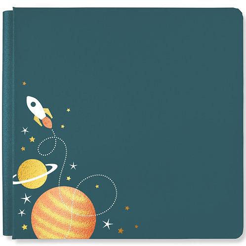 Outta This World Cosmos Blue 12x12 Album Cover