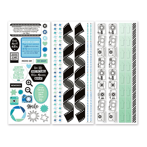 Picture This! Stickers (3/pk)