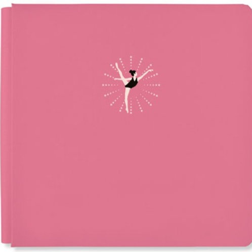 Just Dance Passion Pink 12x12 Album Cover