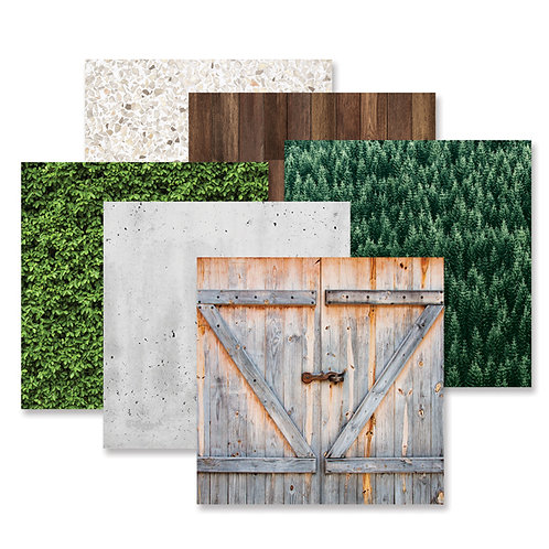 Rustic Manor Paper Pack (12pk)