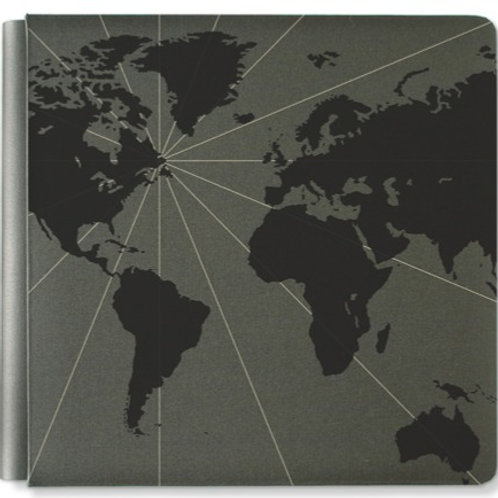 Travel Log 12x12 Album Cover