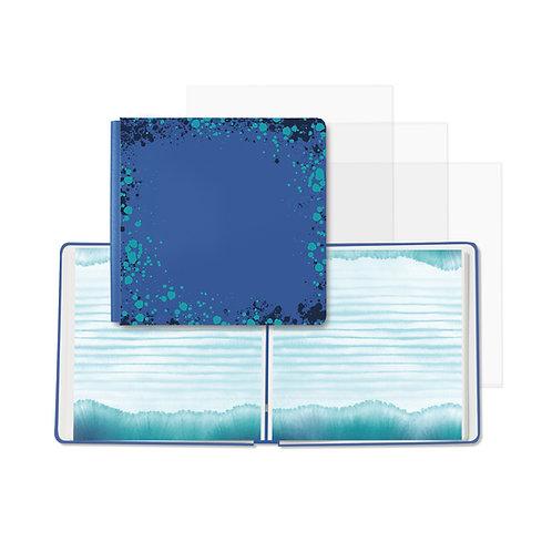 Emerald Gemstone Classic Blue Fast2Fab™ Album - Pre-Order