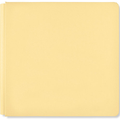 Soft Yellow 12x12 Album Cover
