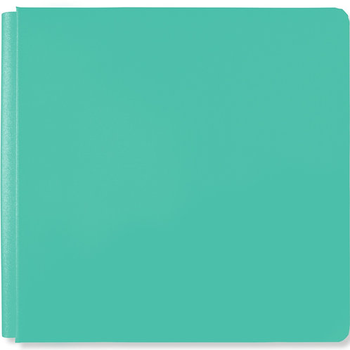 Electric Teal 12x12 Album Cover