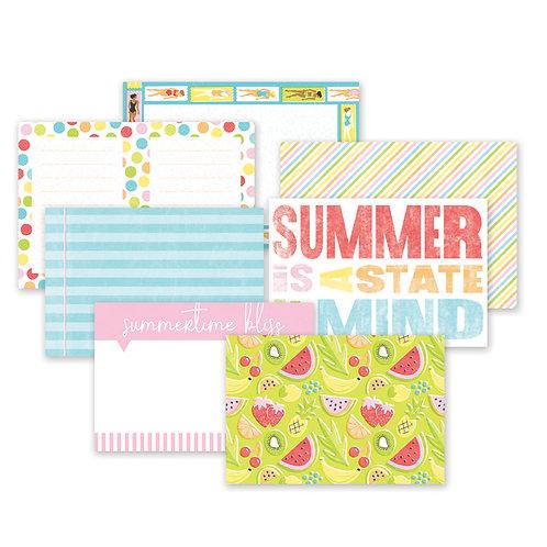 Citrus Summer Variety Mat Pack