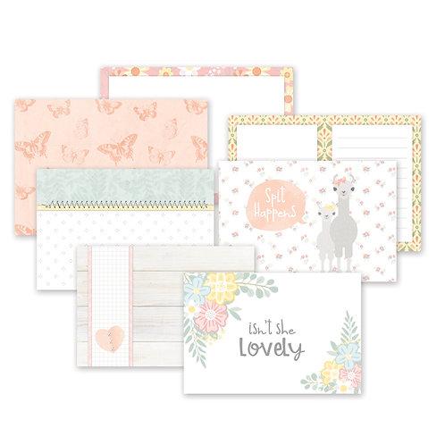 Little Lamb Girl Variety Mat Pack
