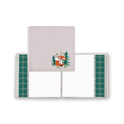 Woodland Whimsy Baby Boy  Fast2Fab Album (Bookcloth)