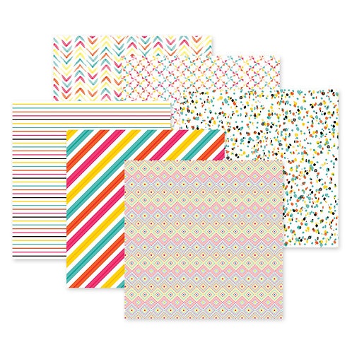 Cake My Day 12x12 Paper Pack (12/pk)