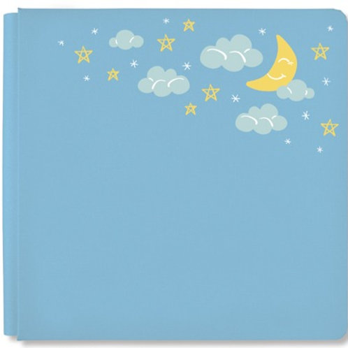 Storytime Boy Cashmere Blue 12x12 Album Cover