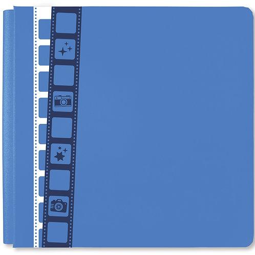 Picture This! Vivid Blue 12x12 Album Cover