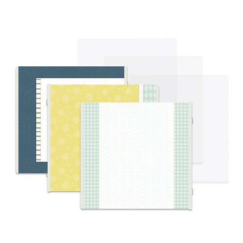 Storytime Boy 12x12 Fast2Fab™ Refill Pages and Protectors