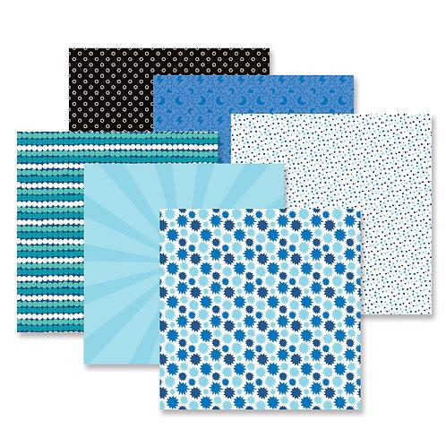 Picture This! Designer Paper Pack (12/pk)