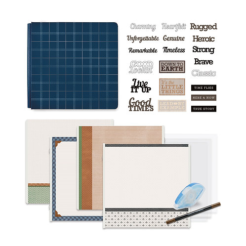 Genuine Fast2Fab™ 12x12 Bundle