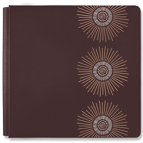 Natural Disposition Chocolate 12x12 Album Cover