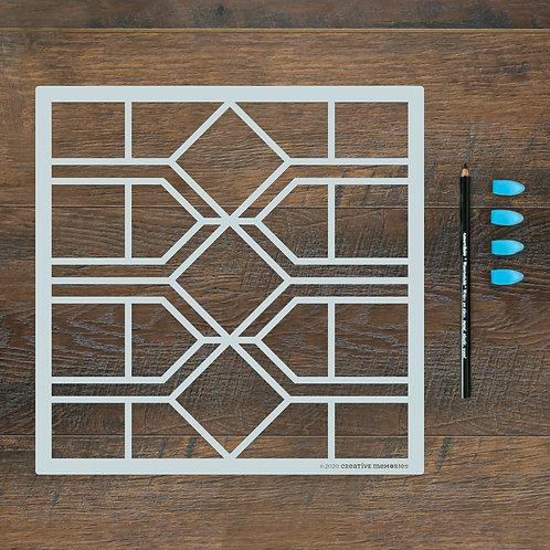 Simply Symmetry Template Bundle