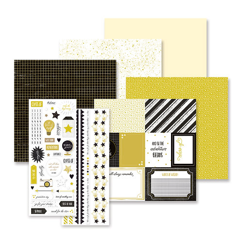 Graduation Theme Pack (12/pk)
