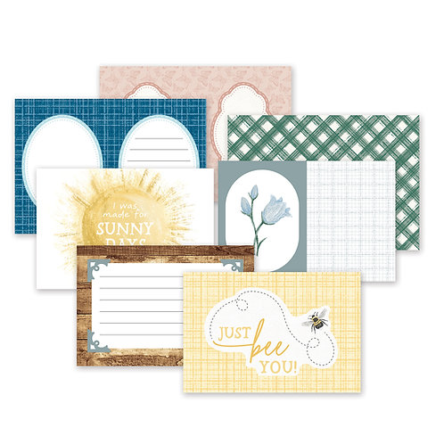 Spring Cottage Variety Mat Pack