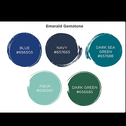 Emerald Gemstone 12x12 Cardstock (10/pk)