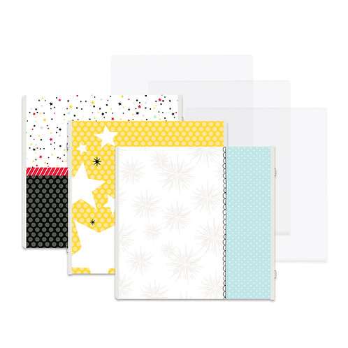 Sparks of Magic Fast2Fab™ 12x12 Refill Pages and Protectors
