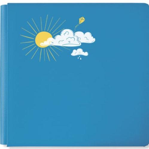 Playtime Ocean Blue 12x12 Album Cover