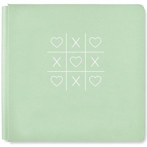 Love Wins Sweet Pea 12x12 Album Cove