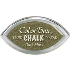 Chalk Ink - Dark Moss