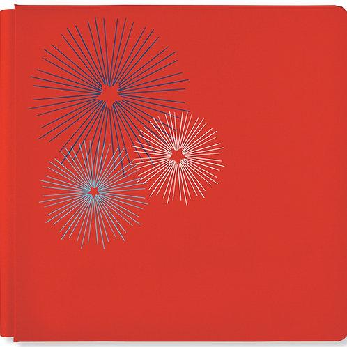 Festive Fourth True Red 12x12 Album Cover