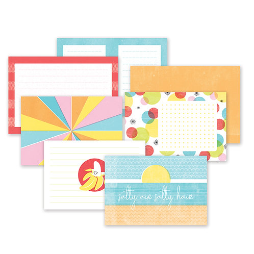 Citrus Summer Variety Mat Pack