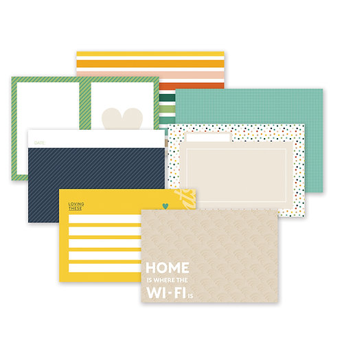 Staycation Variety Mat Pack