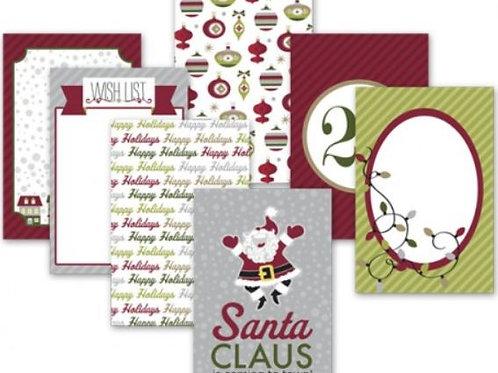 Christmas Joy Slide-in Pack (24/pk)