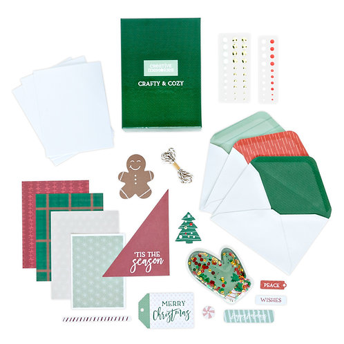 Crafty and Cozy Card Kit