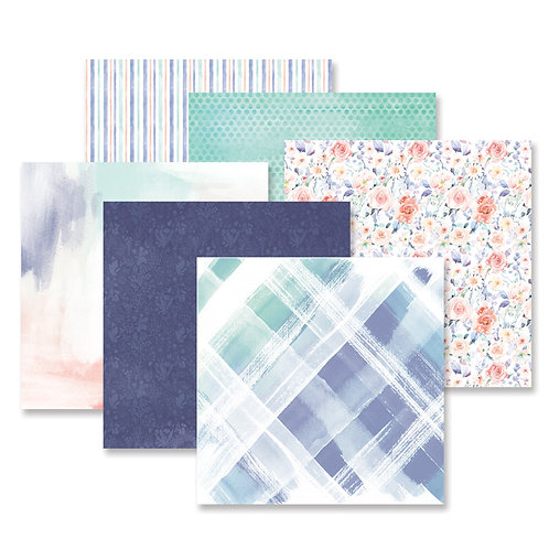 Flourish Paper Pack (12/pk)
