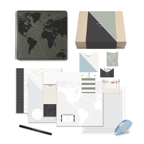 Travel Log Gift Box Bundle