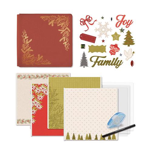 Season's Greetings Fast2Fab™ 12x12 Bundle