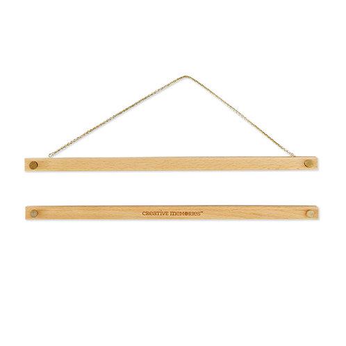 Wooden Frame Hanger- Pre-Order