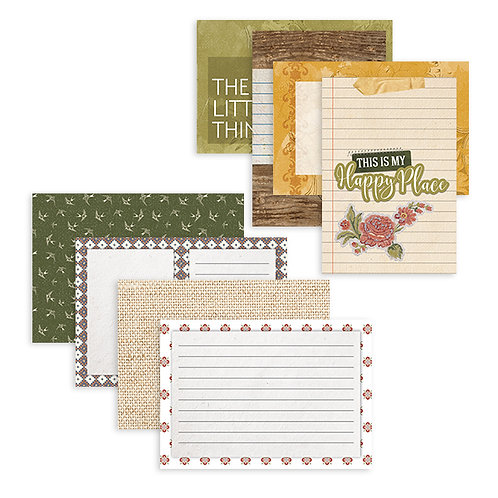 Countryside Comfort Variety Mat Pack