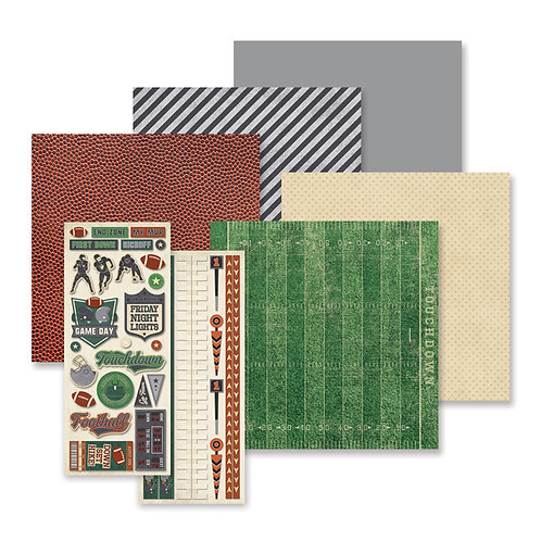 Gridiron Theme Pack (12/pk)