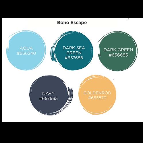 Boho Escape 12x12 Cardstock (10/pk)