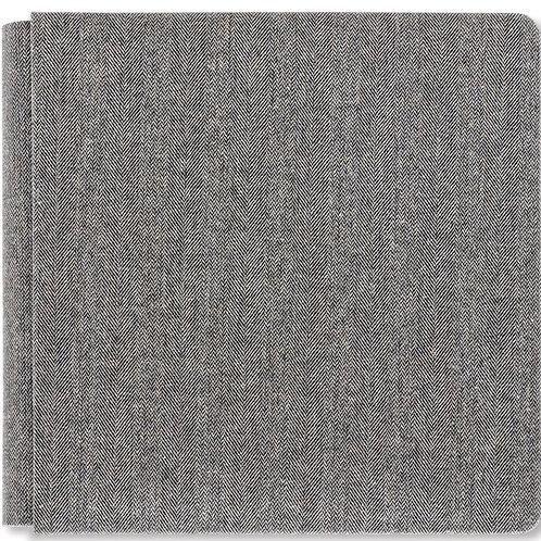 Heathered Tweed 12x12 Album Cover